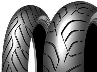Dunlop SPORTMAX ROADSMART III SC 160/60 R14 65 H TL Zadní Skútr