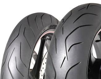 Dunlop SPORTSMART Mk3 190/55 ZR17 75 W TL Zadní Sportovní