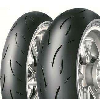 Dunlop SX GP RACER D212 120/70 ZR17 58 W TL S, Přední Sportovní