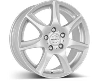 BAZAR - Enzo W 6,5x16 5x108 ET50 Stříbrný lak