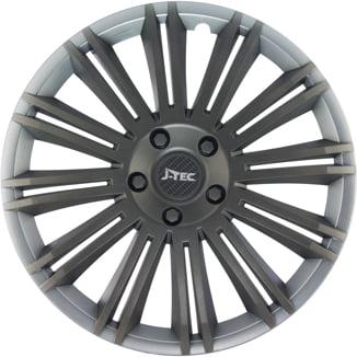 Akce-J-Tec Discovery R 16'' antracitovo/stříbrná (sada)