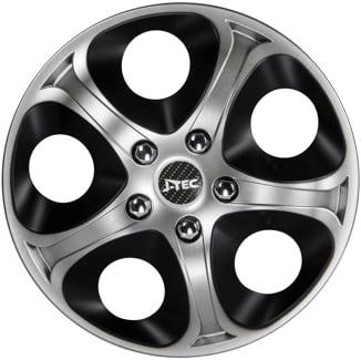 Vyp-J-Tec Enfinity Silver Black 15'' stříbrno/černá (sada)