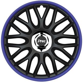 Akce-J-Tec Orden Blue R 15'' černo/modrá (sada)