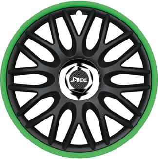 Vyp-J-Tec Orden Green R 15'' černo/zelená (sada)