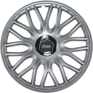 Vyp-J-Tec Orden Silver R 15'' černo/stříbrná (sada)