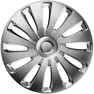 J-Tec Sepang Carbon 15'' stříbrná (sada)