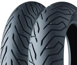 Michelin CITY GRIP 100/90 -12 64 P TL RF RF, Přední/Zadní Skútr