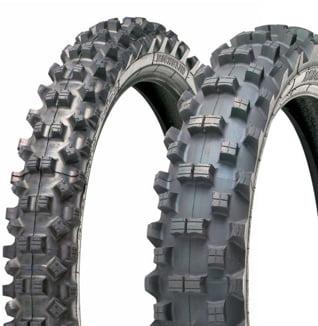 Michelin CROSS COMPETITION S12 XC 130/80 -18 TT Zadní Terénní