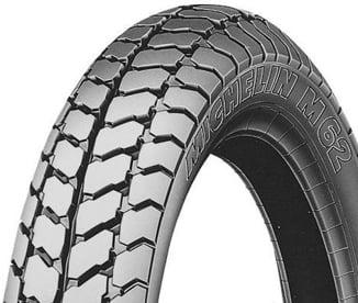 Michelin M62 Gazelle 2,5/- -17 43 P TT RF RF, Přední/Zadní Sportovní/Cestovní
