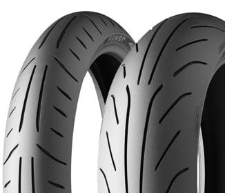 Michelin POWER PURE SC 140/60 -13 57 L TL Zadní Skútr