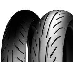 Michelin POWER PURE SC RADIAL F 120/70 R15 56 H TL Přední Skútr