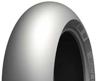 Michelin POWER SLICK EVO NHS A 190/55 ZR17 75 W TL Zadní Závodní