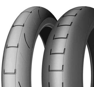 Michelin POWER SUPERMOTO C 160/60 R17 TL Zadní Závodní
