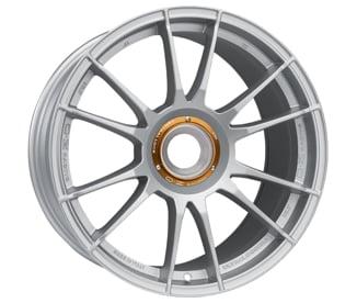 OZ ULTRALEGGERA HLT CL 12x19 15x130 ET63 Stříbrný mat