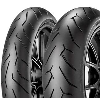 BAZAR - Pirelli Diablo Rosso II 110/70 R17 54 H TL Přední Sportovní