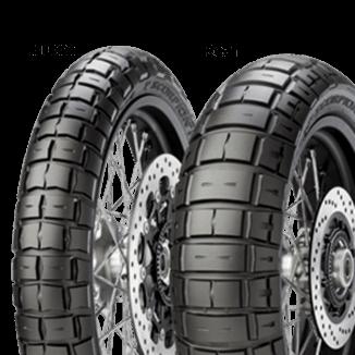 Pirelli Scorpion Rally STR 170/60 R17 72 V TL Zadní Enduro