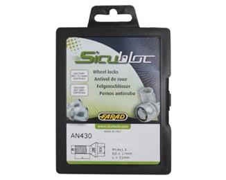 Zabezpečovací systém Sicubloc - sada 4ks