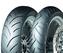 Dunlop SCOOTSMART 100/90 -10 61 J TL Přední/Zadní Skútr